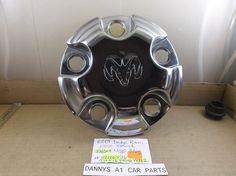 02-09 Dodge RAM 1500  wheel center cap 52106536AC, 5HC16TRMAC hubcap cover W112  #dodge