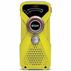 Eton Corp., Hand Turnbine Weather Radio