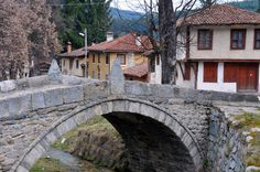 Stone Bridge in Koprivshtitsa, Bulgaria puzzle in Bridges jigsaw puzzles on TheJigsawPuzzles.com. Play full screen, enjoy Puzzle of the Day and thousands more.