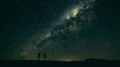 Two observers take in the majesty of the universe in this spectacular photo taken by astrophotographer William Praniski from the Chilean town of San Pedro de Atacama on July 27, 2014. It was featured on Space.com in September. See more amazing photos from September 2014.