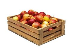 Based on the classic design of stackable apple crates, the Dania crate is made from solid teak and is suitable for both indoor and outdoor use. Not an apple fa…