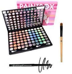 W7 Cosmetics Paintbox Eye Makeup Set Makeup Set, Eye Makeup, W7 Cosmetics, Eyeshadow, Beauty, Makeup Eyes, Eye Shadow, Eye Make Up, Eye Shadows