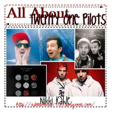 """""""All About Twenty one Pilots"""" by nikkimarie-1123 ❤ liked on Polyvore featuring country, tipsbynik and bands101"""