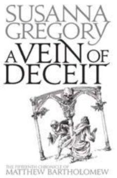 Book #15 -- A Vein of Deceit (Matthew Bartholomew Chronicles) by Susanna Gregory, http://www.amazon.com/dp/0751539155/ref=cm_sw_r_pi_dp_pjaoqb0DMPQBJ