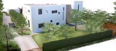 Ingetogen tuinontwerp in Utrecht Privacy is belangrijker voor een groot deel van onze opdrachtgevers.   Het ontwerp vind je hier: http://www.studioredd.nl/tuinarchitectuur/tuinontwerp-utrecht/   droomtuin, tuinontwerp, tuinarchitect, wellnesstuin, villatuin, garden design, landscaping, garden landscaping, modern garden, home architecture.