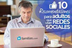 """Las redes sociales son una herramienta de comunicación importante, pero para los adultos la experiencia puede no ser tan buena si desconocen algunas """"..."""