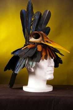 Making Faux Feathers for Costumes and Props  #costume #decoration