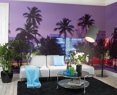 Mr Perswall wallpaper Miami Vice