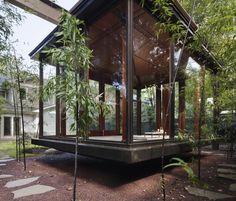 Talk about a meditation room -- David Jameson