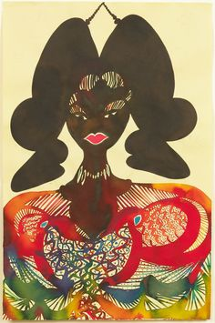 Chris Ofili | British | Contemporary artist | Afromuse