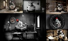 Mary and Max. Lovely Film.