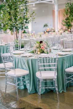 La Tavola Fine Linen Rental: Velvet Sage with Hemstitched White Napkins | Photography: Lauren Gabrielle Photography, Planning & Design: A Charming Fete, Florals: Andrew Thomas Design, Venue: The Madison, Catering: Driftwood, Rentals: All Occasions, Event Source, Cake: Canela Bakeshop
