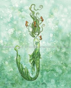 PRINT SHOP - Mermaids - Amy Brown Fairy Art - The Official Gallery