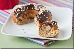 Secret Sourdough Donuts : Peas and Thank You