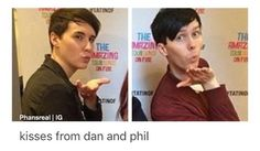Phil looks so ready<<<DAN DID IT RIGHT AND PHILS KINDA PANICKING LIKE:HEELLPPPP<<------ BUT GUYS THEY REMOVED THE FAN!!!