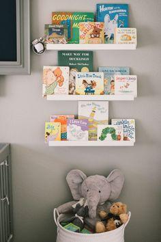 Project Nursery - View More: http://stephanierosephoto.pass.us/baby-grayson