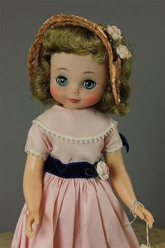 """Betsy Mccall 14"""" C.1950 American Character Original MIB Doll GORGEOUS   #BETSYMCCALLAMERICANCHARACTER"""