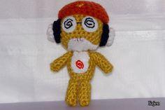 Crochet amigurumi Kululu