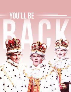"Hamilton: Jonathan Groff as King George III; ""awesome! wow!"""