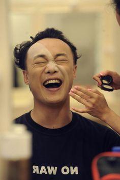 eason chan - love this face.