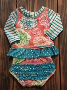 3-6 month rufflebutts swimsuit excellent condition. #fashion #clothing #shoes #accessories #babytoddlerclothing #girlsclothingnewborn5t (ebay link)