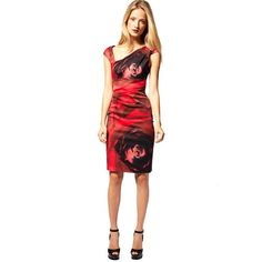 Karen Millen Signature Statement Print Dress K090E  http://www.ekarenmillen.com/karen-millen-signature-statement-print-dress-k090e-p-8837.html