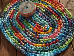 Learn How To Make Your Own Rag Rug Today With The Easy Instructional Dvd From Rags Rugs By Lora