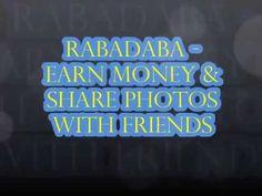 RABADABA: Earn Money - Find Friends & Share Photos