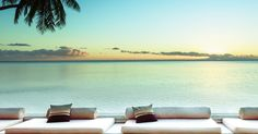 Like any paradise on earth, a visit to Tahiti often comes with an out-of-this-world price tag. However, there's a secret collection of accommodations that boasts many of the same qualities as a luxury hotel at a fraction of the cost. Hawaii Vacation, Vacation Spots, Italy Vacation, Moorea Island, The Beach, Society Islands, Calabria Italy, Sardinia Italy, Location Saisonnière