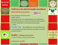 #BomDia | Desejamos uma semana saudável para você!  Confira o cardápio que preparamos! Peça já: 12 | 3155-2098 / 99789-4952 (mande seu pedido completo para nosso whatsapp)! :D #VidaSaudavel#Delivery #Medidacerta#lLorena