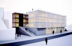 Business Architecture, Architecture Design, Architectural Models, France, Buildings, This Is Us, Commercial, Environment, Exterior