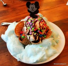 The #DisneyWorld Kona Kone at the Polynesian Resort! New and improved...