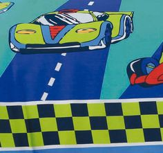 ardor-for-kids-cars-quilt-cover-detail-blue Kids Cars, Quilt Cover Sets, Childcare, Disney Characters, Fictional Characters, Quilts, Detail, Blue, Art