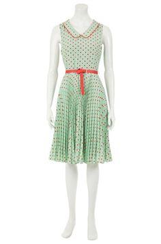 spot dress £59
