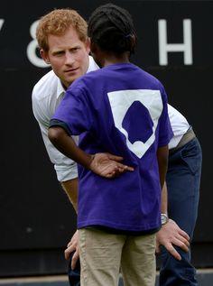 Prince Harry - Prince Harry Surveys Damage From Hurricane Sandy — Part 3