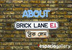About Brick Lane exhibition at Espacio Gallery September 2014 30 September, Jackson's Art, Brick Lane, East London, Caves, Contemporary Artists, Art Blog, Gallery, Artwork