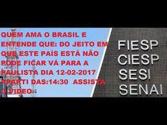CONVITE AOS  BRASILEIRO DIA 12 NA AV. PAULISTA TV Ban Brasil AÇÃO Notici...