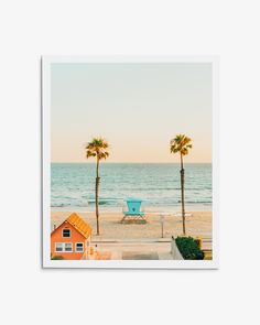 Tower 6 in Oceanside, Calfornia Printed on Hahnemuhle Photo Rag 308 Free domestic shipping on all orders Right this way for more details Yellow Aesthetic Pastel, Sky Aesthetic, Love Painting, Ocean Beach, Kenzo, Aesthetic Pictures, Screen Shot, Tower, Wall Art