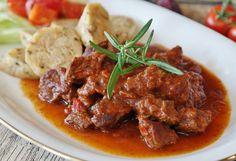 Hovězí guláš  #recept #recepty #hovezi #gulas #hovězí #guláš
