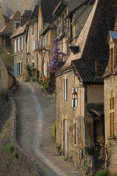 Beynac-et-Cazenac, in Dordogne, Aquitaine, France