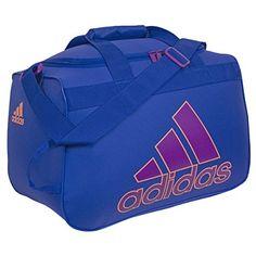 adidas Diablo Small Duffel Bag, Night Flash Purple/Flash Pink/Flash Orange, 11 x 18.5 x 10-Inch adidas Performance http://www.amazon.com/dp/B00LTZ8XH2/ref=cm_sw_r_pi_dp_vwl8ub0N7WK55