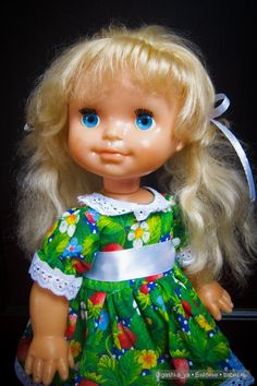 Куклы украинских фабрик из моей коллекции / Куклы и игрушки нашего детства / Бэйбики. Куклы фото. Одежда для кукол