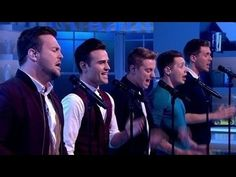 Collabro - Let it Go (ITV - Lorraine)