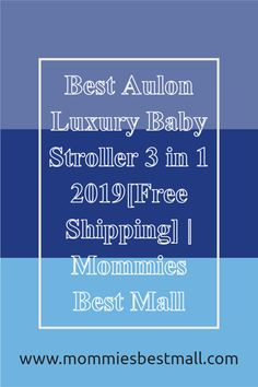 Aulon Baby Stroller 3 in 1 perfect for Newborn up to 3 year. Get it from Mommies Best Mall Toddler Chair, Large Storage Baskets, Travel Stroller, How To Remove, How To Get, Baby Birth, Craft Party, Baby Products, Parenting Hacks