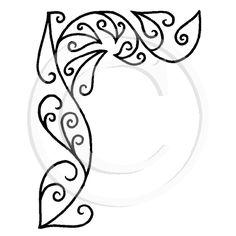 Maori Corner Pattern