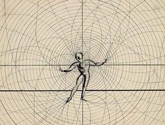Oskar Schlemmer - sacred bodies of sacred geometries