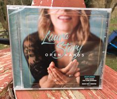 This Laura Story's Open Hands Album Review & Giveaway - Crystal Carder
