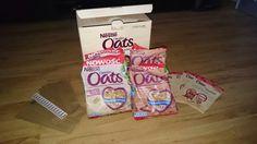 Kolejna PYSZNA paczuszka do testowania :)   #CheeriosOats #ChrupkiePlatkiOwsiane #Streetcom #owsiane #Nestle #płatkiowsiane #cynamon