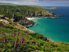 View from Zennor Head