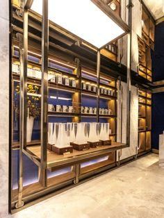 Ex Nihilo - News - Frameweb Stunning Interior Design by Christophe Pillet #frenchinteriordesign #architecturedinterieur